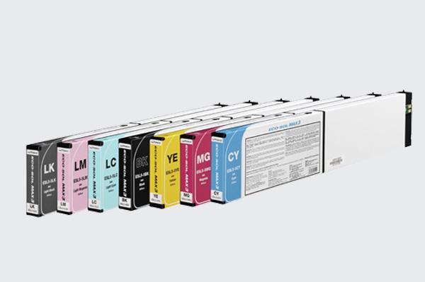 ROLTESL5-5CY Cyan EcoSolMax 3 Ink SC / SJ / SP / XC / XJ / XR / XF / VP / VPi / VS / VSi / BN / RF / RE / RS series