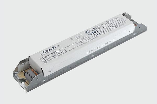 Balastro Electrónico 2 Lâmpadas 58w