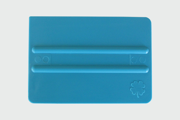 Clover Blue Squeegee - Hard