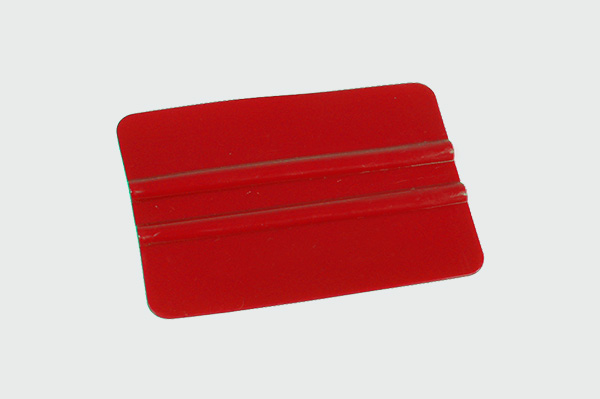 Red Squeegee - Flexible